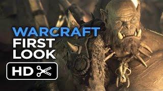 Warcraft trailer 2016 HD official fan made
