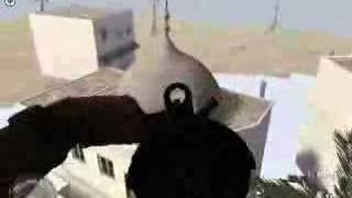 Call of Duty 2 Glitches - Toujane, Tunisia -Bl!mp,Sonic,Mike