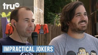 Impractical Jokers: Inside Jokes - Joe Can't Swim | truTV