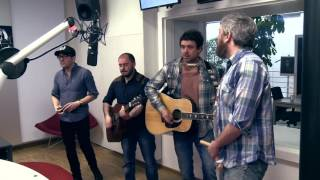 The Company Of Men - «The Echoes Of Our Voices» - SRF 3 Live Session
