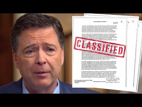The Truth About James Comey Memos