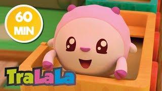 BabyRiki 60MIN (La bord) - Desene animate | TraLaLa