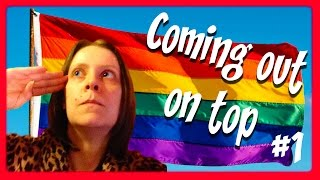 GAYING IT UP LIKE A PRO! Coming Out On Top [Ep 1] (Gameplay/Walkthrough/LetsPlay)