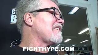 FREDDIE ROACH SHOWED MIGUEL COTTO HOW PACQUIAO BEAT HIM; DISCUSSES FINAL FIGHT AHEAD OF RETIREMENT