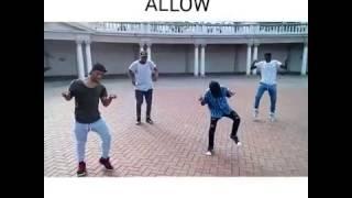 Nasty C allow dance