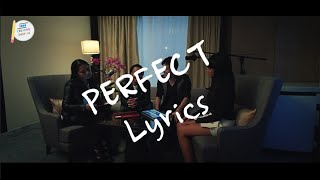 Perfect - One Direction - GAC & KHS Cover (Lyrics)