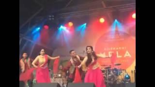 Bangla Folk Dance(London Boishakhi Mela~~2016)