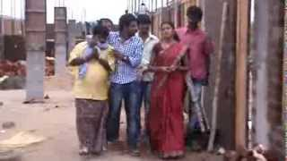 Making Of Anjada Gandu movie....Glimpse1