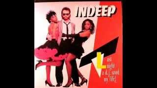 indeep - Last Night A DJ Saved My Life Original 12inch Version.flv