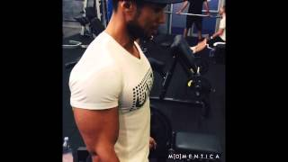 WORKOUT NIGHT TRAINING BICEPS TRICEPS DELTS 8 WEEKS OUT BEFORE THE MM PARIS SHOW BY BERTRAND LIM