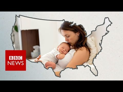 Xxx Mp4 Will US Maternity Leave Ever Catch Up BBC News 3gp Sex