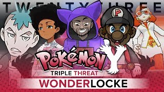 Pokémon Y Triple Threat Wonderlocke - Ep 23