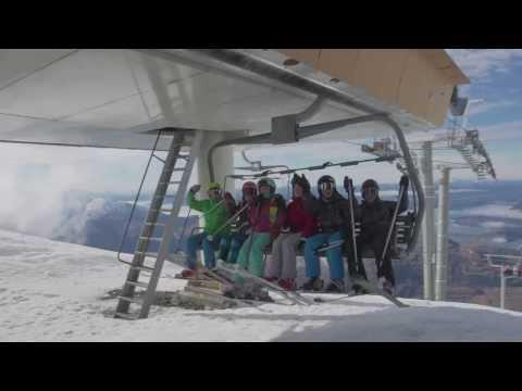 Treble Cone in Sixty Seconds: Come Ski New Zealand