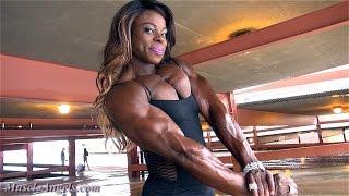 Muscle Angels promo1114 Ebony Angels