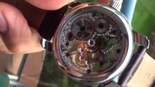 Titan automatic watch