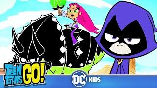 Teen Titans Go! | Who Is The Toughest Titan?