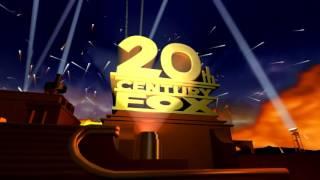 20th Century Fox (1994-2010) Logo Remake (Meteor Shower Version)