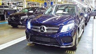 Mercedes-Benz SUV Factory
