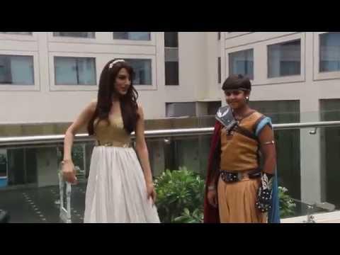 Xxx Mp4 बालवीर के साथ रानी परी पहुंचीं जयपुर 3gp Sex