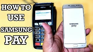 Samsung Pay - How to use?