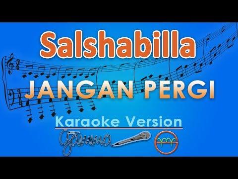 Salshabilla - Jangan Pergi (Karaoke Lirik Tanpa Vokal) by GMusic