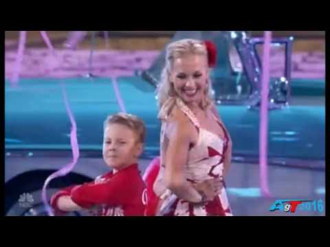 Xxx Mp4 Alla And Daniel Mom And Son Dancing In Quarterfinal AGT 2016 3gp Sex