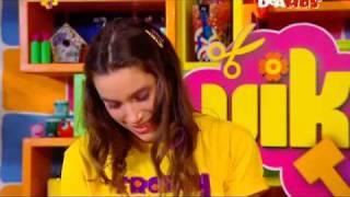 La Pigotta UNICEF a VikyTV  su DeaKids  - 1/2