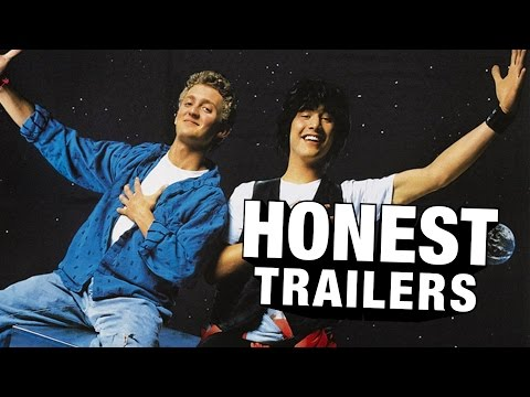 Honest Trailers Bill & Ted s Excellent Adventure