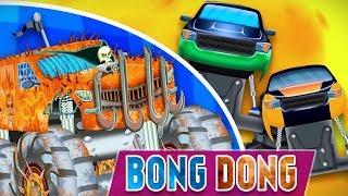 Finding Mobster Moby Good vs Evil | Kids TV Channel |Bong Dong Ep#7