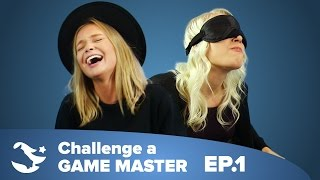 What's In My Mouth | Challenge a Game Master #1