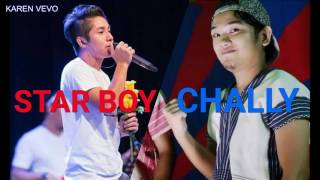 KAREN CHALLY ft STAR BOY NEW SONG 2016- NAW NAW