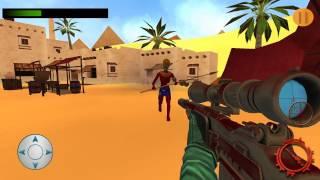 Mummy Raider Tomb Hunter Free / Android Gameplay HD