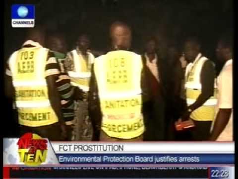 Big Story Prostitution in Nigeria s capital Abuja
