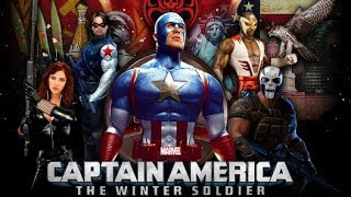 Captain America: The Winter Soldier | Official Hindi Trailer | Releasing 4th April - Marvel India