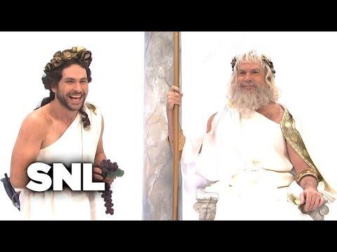 Greek Gods SNL