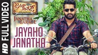 Jayaho Janatha Full Video Song |