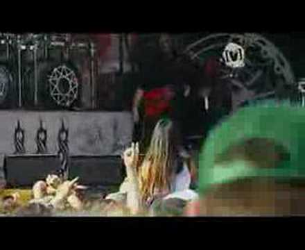 Slipknot - Disasterpiece live big day out