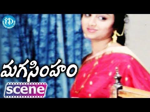Maga Simham Movie Scene || Waheeda || Mukku Raju || Rallapalli || Aakumarthi || Anu