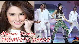 MARIAN RIVERA TRUMPET DANCE CHALLENGE
