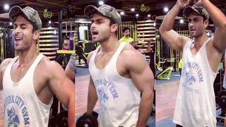 after wedding dipika   sohaib ibrahim first gym session workout nust watch all time hit