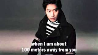 Kim Dong Wan feat Eric Mun - My Love [Eng. Sub]