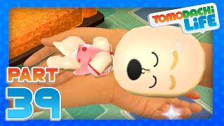 Tomodachi Life - Part 39 - Meet Baby Peyton!  (3DS)