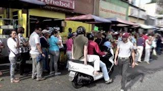 Venezuela, un país rico en situación límite por la violencia y la falta de alimentos