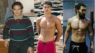 Jason Momoa - From 13 to 38 Years Old - Wild Wolf