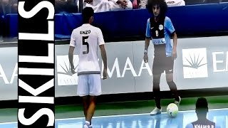 Omar Abdulrahman V.S ZIDANE  لمسات عموري - عمر عبدالرحمن ضد زيدان ᴴᴰ