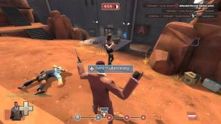 Team fortress 2 - Spy taunt montage