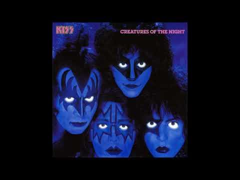 creatures of the night Kiss full album