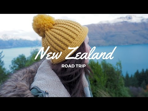 ROAD TRIPPING NEW ZEALAND!
