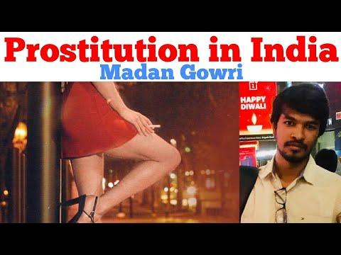 Prostitution̈ in India   Tamil   Madan Gowri   MG