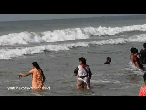 Digha is the most popular sea bathing beach in India.
